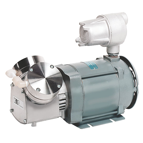 Vacuum Pumps with Explosion Proof Motors from Davis Instruments
