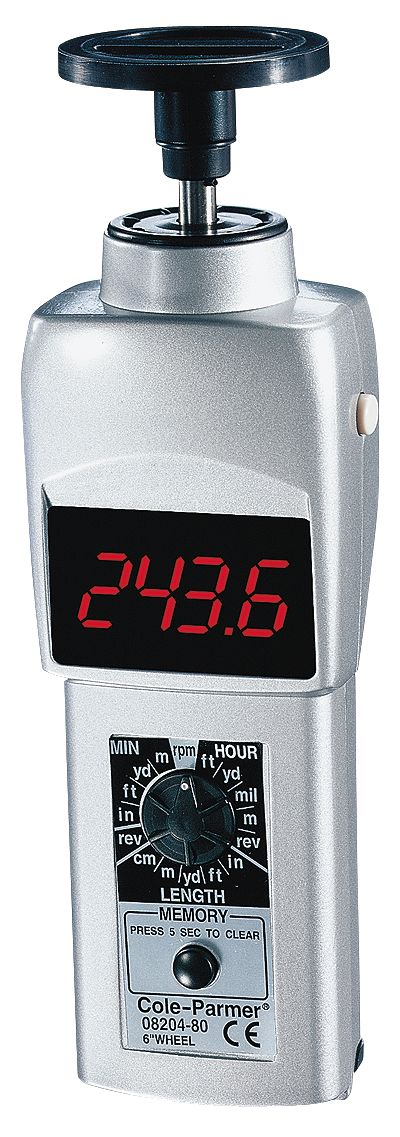 Speed Measurement from Davis Instruments