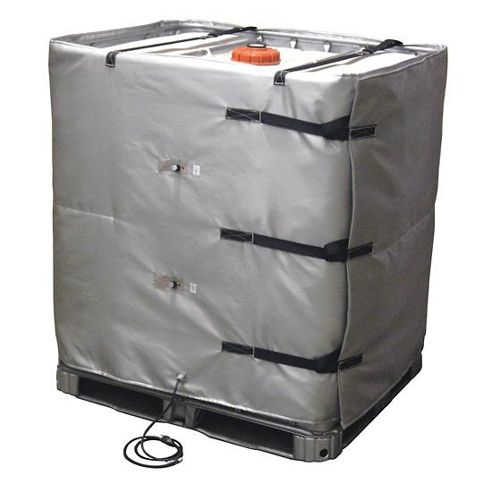 Tote Tank Ibc Blanket Heater 36 120 Vac From Davis Instruments
