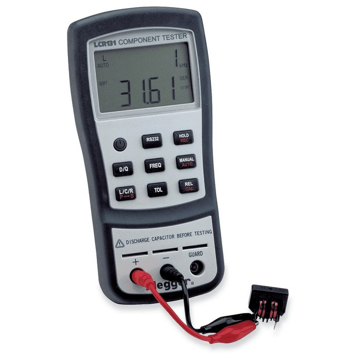 Megger Lcr131 Component Tester From Davis Instruments