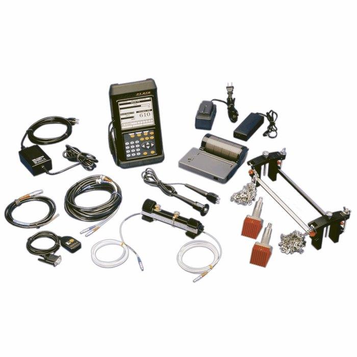 GE Panametrics PT878 Ultrasonic Flow Meter Kits for pipe sizes 2