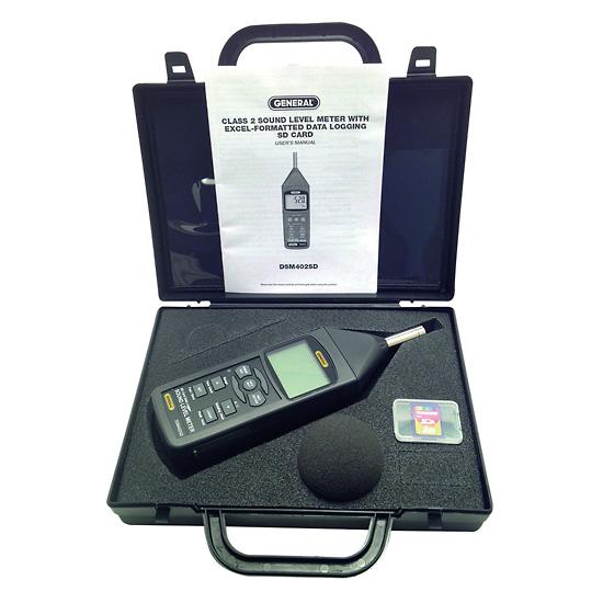 Sound Level Meters from Davis Instruments