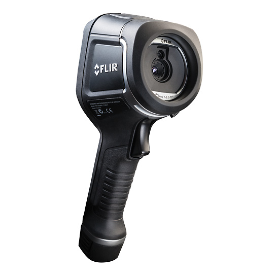 FLIR E8 Compact Thermal Imaging Camera with MSX Enhancement (76,800 pixels)