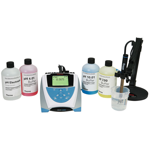 Thermo Scientific Orion 3 Star Benchtop Ph Meter Kit 115