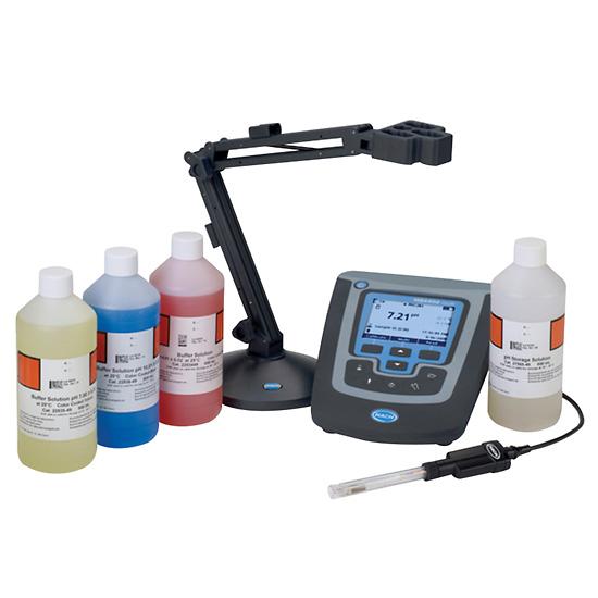 Hach Hq440d Digital Ammonia Bench Meter Kit From Davis