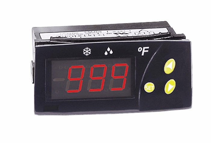 Temperature Controller Thermistor 110v F From Davis